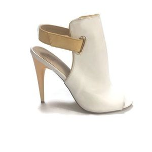 Madison By Shoedazzle Kayla Peep Toe Bootie